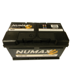 Batterie de démarrage Numax Supreme LB4 XS110 12V 85Ah / 800A