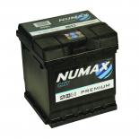 Batterie de démarrage Numax Premium L0 002L 12V 45Ah / 400A