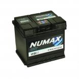Batterie de démarrage Numax Premium LB1G 077 12V 45Ah / 400A