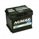 Batterie de démarrage Numax Premium LB1 063UR 12V 50Ah / 420A