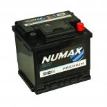 Batterie de démarrage Numax Premium L1 012 12V 50Ah / 420A