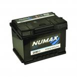 Batterie de démarrage Numax Premium LB2 75 12V 60Ah / 500A