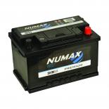 Batterie de démarrage Numax Premium LB3 100 12V 70Ah / 640A