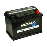 Batterie de démarrage Numax Premium L3 096 12V 70Ah / 640A