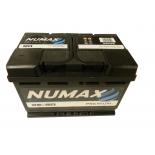 Batterie de démarrage Numax Premium L3 096UR 12V 80Ah / 680A