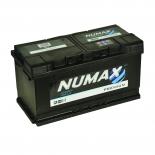 Batterie de démarrage Numax Premium L5 019 12V 92Ah / 800A