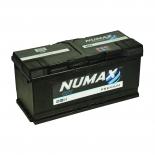 Batterie de démarrage Numax Premium L6 020 12V 110Ah / 1000A