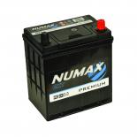 Batterie de démarrage Numax Premium B19H / BJ 35T 054H 12V 35Ah / 300A