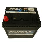 Batterie de démarrage Numax Premium B19R / BJ35G 055 12V 35Ah / 300A