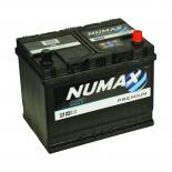 Batterie de démarrage Numax Premium D26 / M10D 068 12V 70Ah / 700A