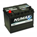 Batterie de démarrage Numax Premium D26R / M10G 069 12V 70Ah / 700A