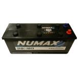 Batterie de démarrage Poids Lourds et Agricoles Numax Premium TRUCKS D14G / MAC 110 630 12V 135Ah / 850A