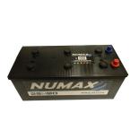 Batterie de démarrage Poids Lourds et Agricoles Numax Premium TRUCKS B15G / B 629UR 12V 180Ah / 1100A
