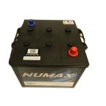 Batterie de démarrage Poids Lourds et Agricoles Numax Premium TRUCKS D7 6TN 12V 125Ah / 800A