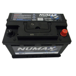 Batterie de démarrage Loisirs/Camping-cars Numax Marine LB3 MVL3MF 12V 70Ah / 640A