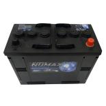 Batterie de démarrage Loisirs/Camping-cars Numax Marine H13D MVH13D 12V 125Ah / 800A