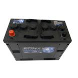 Batterie de démarrage Loisirs/Camping-cars Numax Marine H13G   MVH13G 12V 125Ah / 800A