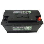 Batterie de démarrage Loisirs/Camping-cars Numax Marine LOISIRS.LVL5MF LVL5MF 12V 92Ah / 720A