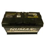 Batterie de décharge lente  Loisirs/Camping-cars Numax Marine LOISIRS.XVL5MF  12V 100Ah / 800A