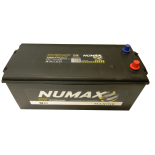 Batterie de décharge lente  Loisirs/Camping-cars Numax Marine LOISIRS.XV60MF 12V 180Ah / 1000A