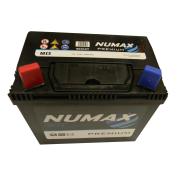 Batterie de démarrage Numax Motoculture U19 893CXT 12V 25Ah / 280A