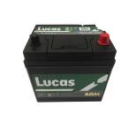 Batterie de démarrage Lucas Fusion AGM D23 LF014 12V 55Ah / AUX