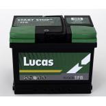 Batterie de démarrage Lucas Fusion EFB L2 LE027 12V 60Ah / 560A
