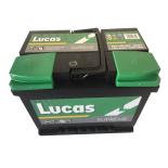Batterie de démarrage Lucas Supreme L2 LS027 12V 65Ah / 640A