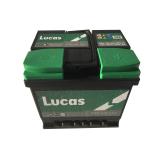 Batterie de démarrage Lucas Premium L1 LP012 12V 45Ah / 390A