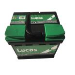 Batterie de démarrage Lucas Premium L1G LP077 12V 45Ah / 390A