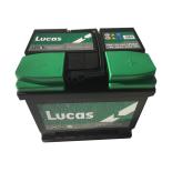 Batterie de démarrage Lucas Premium LB1 LP064 12V 50Ah / 440A