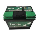 Batterie de démarrage Lucas Premium L2 LP027 12V 60Ah / 540A