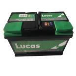 Batterie de démarrage Lucas Premium LB3 LP100 12V 72Ah / 720A