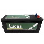 Batterie de démarrage Poids Lourds et Agricoles Lucas Supreme MAC110 / D14G LS615 12V 135Ah / 850A