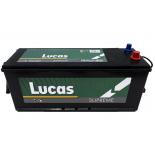 Batterie de démarrage Poids Lourds et Agricoles Lucas Supreme MAC110/ D14G LS631 12V 150Ah / 1000A