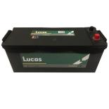 Batterie de démarrage Poids Lourds et Agricoles Lucas Supreme A / B14G LS612 12V 140Ah / 800A