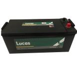 Batterie de démarrage Poids Lourds et Agricoles Lucas Supreme B / B15G LS629 12V 180Ah / 1000A