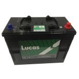 Batterie de démarrage Poids Lourds et Agricoles Lucas Premium H13D/ WOR7 LP657 12V 125Ah / 800A