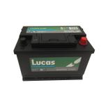 Batterie de démarrage Loisirs/Camping-cars Lucas Marine Starter LB3 LM03 12V 72Ah / 680A