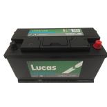Batterie de démarrage Loisirs/Camping-cars Lucas Marine Starter L5 LM05 12V 90Ah / 720A