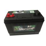 Batterie de démarrage Loisirs/Camping-cars Lucas Dual Purpose GR31 LX31 12V 105Ah / 800A