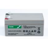 Batterie Plomb étanche Stationnaire Lucas VRLA AGM  LSLA3.2-12 12V 3.2Ah