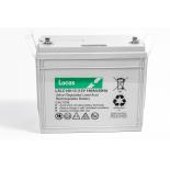 Batterie Plomb étanche Stationnaire et Cyclage Lucas VRLA AGM  LSLC140-12 12V 140Ah