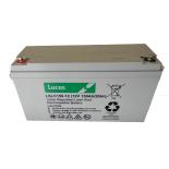 Batterie Plomb étanche Stationnaire et Cyclage Lucas VRLA AGM  LSLC150-12 12V 150Ah