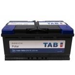 Batterie de démarrage TAB Polar S L6 P11H 12V 110Ah 1000A