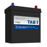 Batterie de démarrage TAB Polar S BJ35D  S35J 12V 35Ah 300A