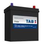 Batterie de démarrage TAB Polar S BJ35G S35JX 12V 35Ah 300A
