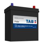 Batterie de démarrage TAB Polar S BJ35DT S35JP 12V 35Ah 300A