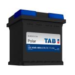 Batterie de démarrage TAB Polar S L1B S45 12V 45Ah 400A