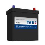 Batterie de démarrage TAB Polar S E2 S45J 12V 45Ah 340A